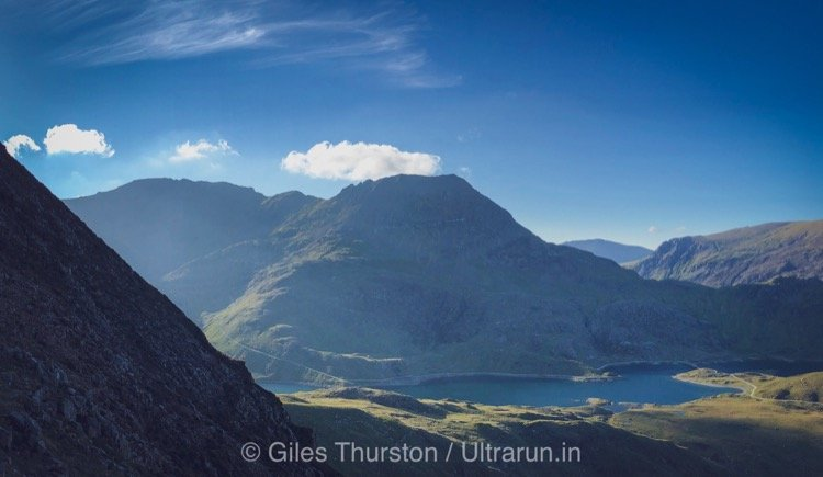Dragons Back 2019 / Day One: Crib Goch in Evening Light