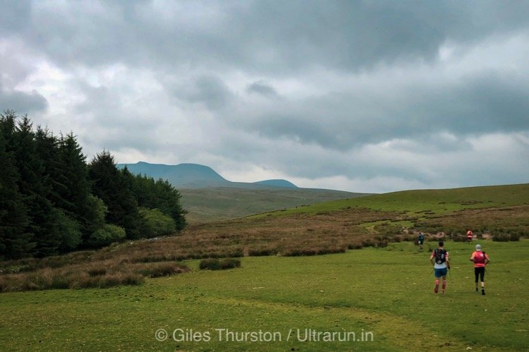 Dragons Back 2019 / Day Five: Approaching The Black Mountain