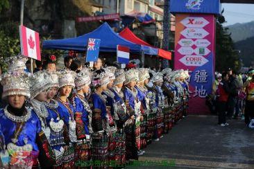 2014贵州雷公山超100公里赛第2日14