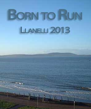born to run llanelli 2013