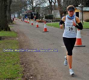 Grand Union Canal 2012 – Debbie Martin-Consani Sets New Course Record