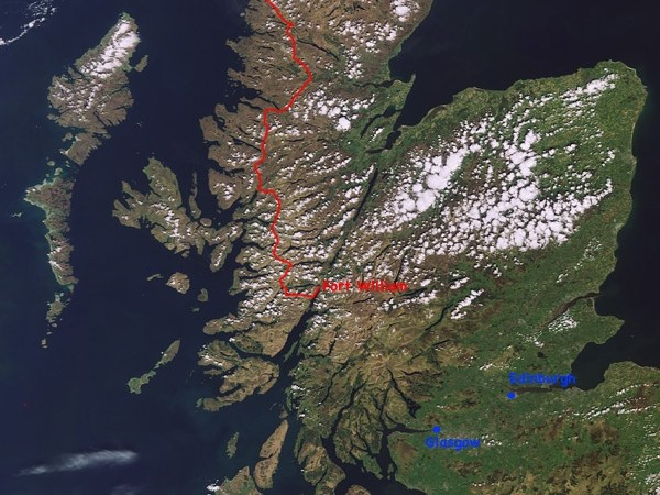 Cape Wrath Ultra – A 400 Km Expedition Style Race In Scotland 2016