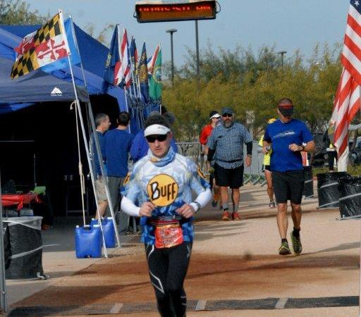 William Sichel Re-Writes Record Books In Across The Years 6 Day Race 2013