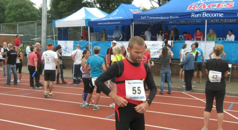 Self-Transcendence 24 Hour Race Tooting Bec 2014