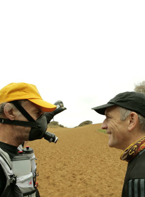 Sir Ranulph Fiennes To Run The Marathon des Sables