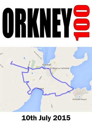 Orkney 100 2015