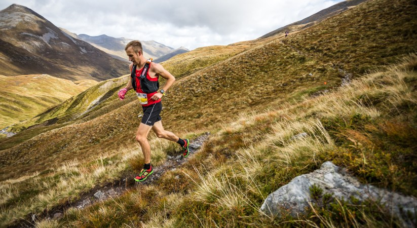 Gold for Albon in 2018 Skyrunning World Championships