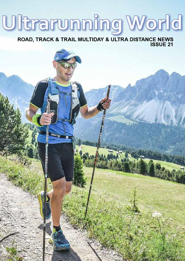ultrarunning world magazine issue 21