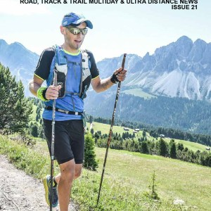 ultrarunning world magazine issue 21