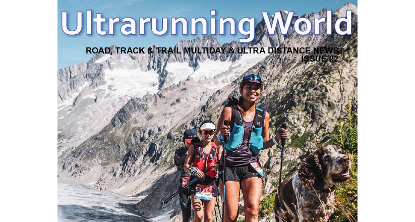 Ultrarunning World Magazine Issue 22