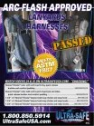 Arc Flash Lanyards and Harnesses - Fall Protection Equipment