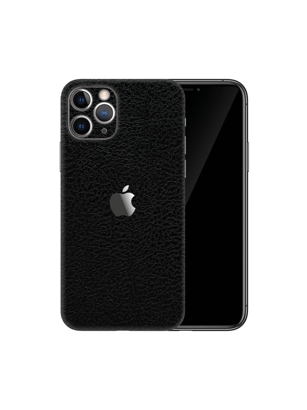 Apple iPhone 11 Max LEATHER Vinyl Skin Wrap