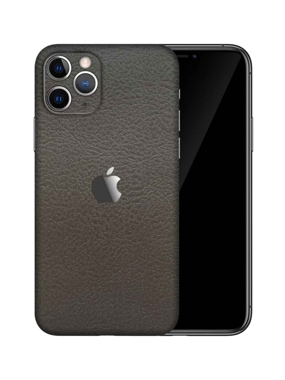 Apple iPhone 11 Pro Max LEATHER Vinyl Skin Wrap