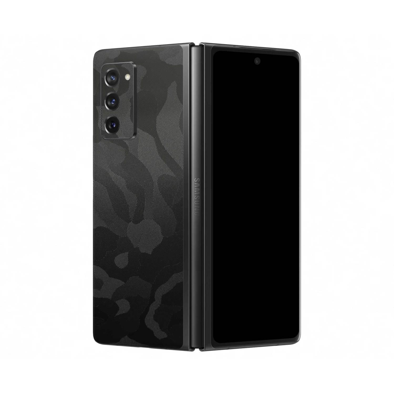 3M Black Camo Vinyl Skin Wrap for Samsung Galaxy Z Fold2 5G