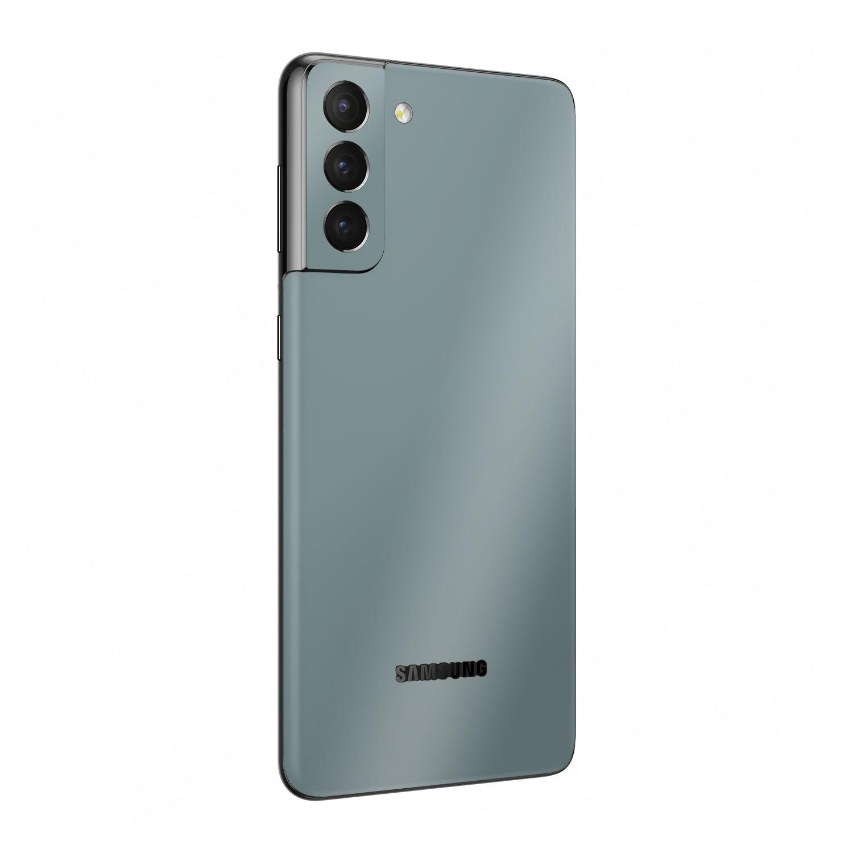 Gloss Nardo Grey Vinyl Skin Wrap for Samsung Galaxy S21 Plus