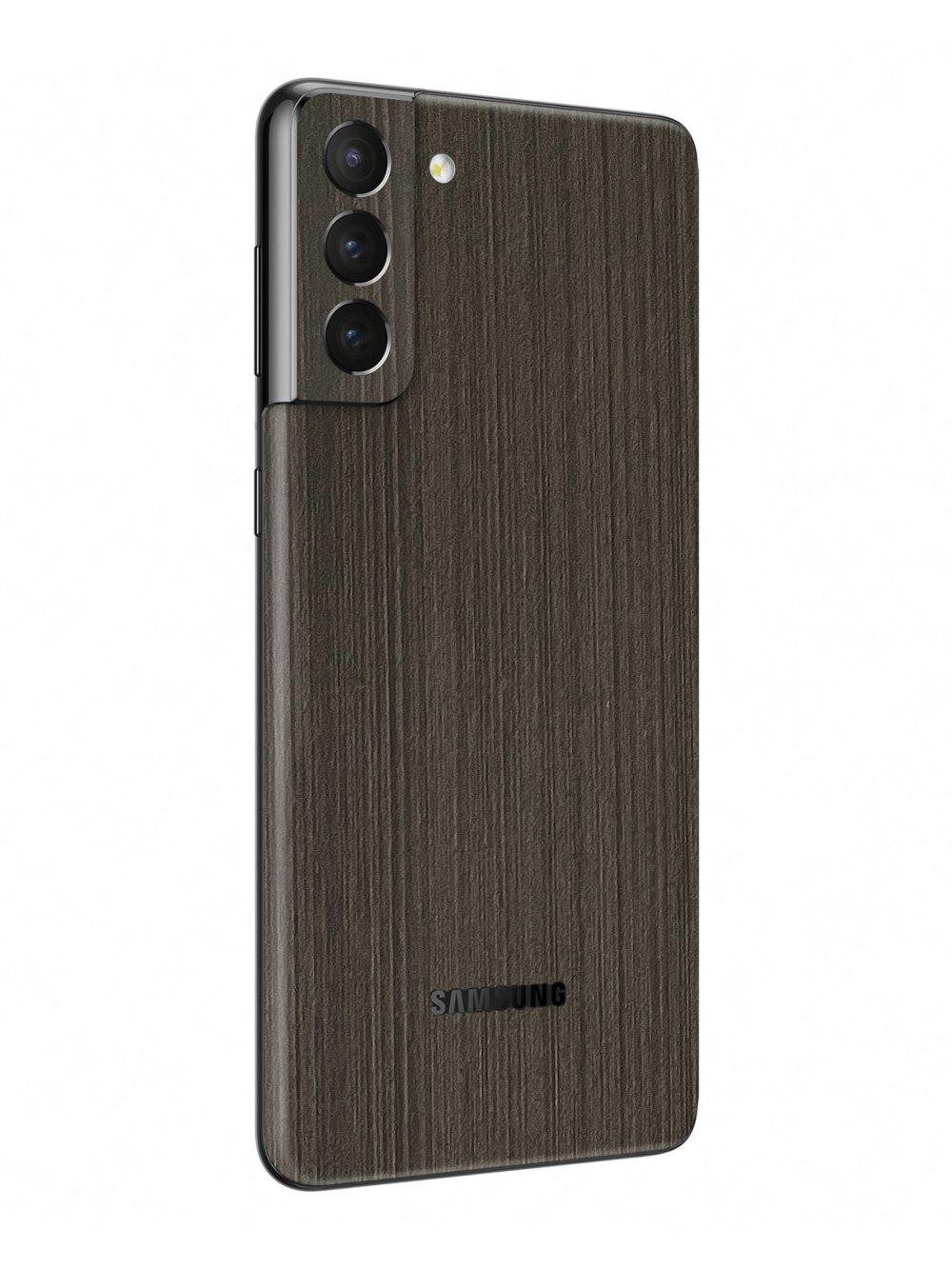 Brushed Dark Bronze Metallic skin for Samsung Galaxy S21