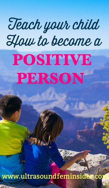 pin related to the topic, how to teach children to be positive