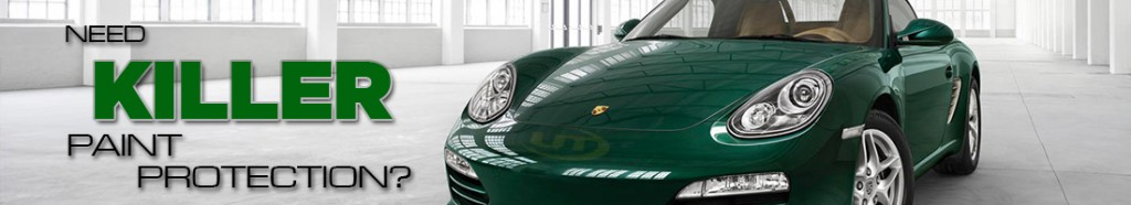 Automotive paint protection