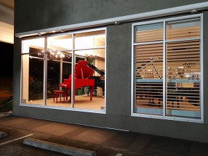 night time privacy tinting ultra tint