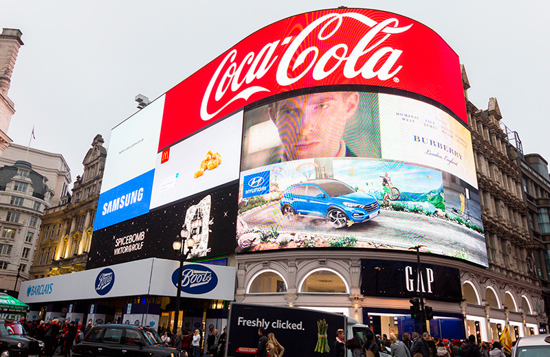 Picadilly Circus   Shutterstock®