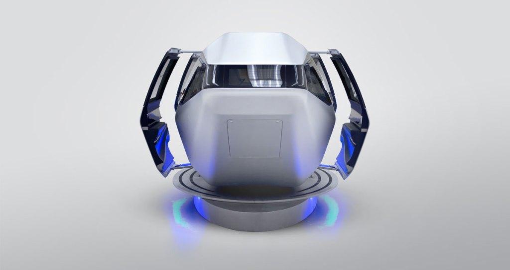 UV-AirTaxi
