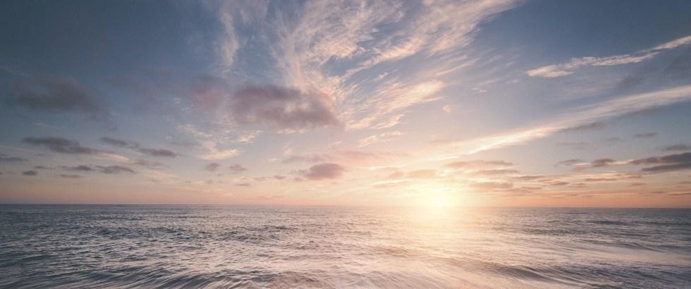Ocean Sunrise 219 Wallpaper