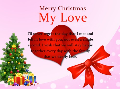 Merry Christmas Darling Images