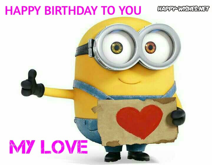 Happy Birthday Minion Images Ultra Wishes