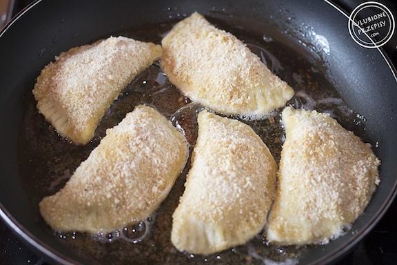 Sofficini - pierożki z ciasta parzonego