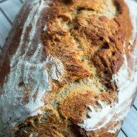Żitni chleba - Czeski chleb mieszany