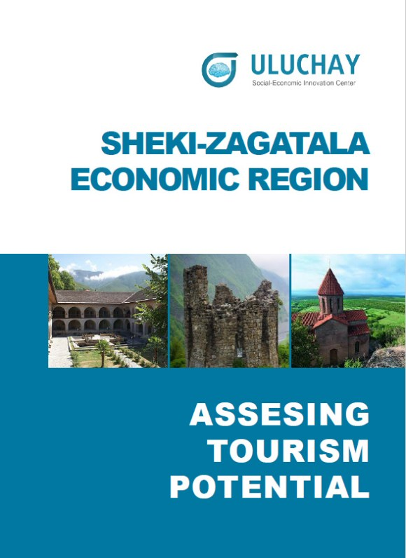 Assesing tourism potential of Sheki-Zagatala region