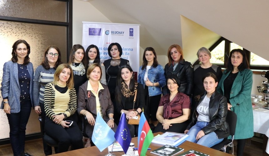 The monitoring visit of Delegation of the European Union to Azerbaijan