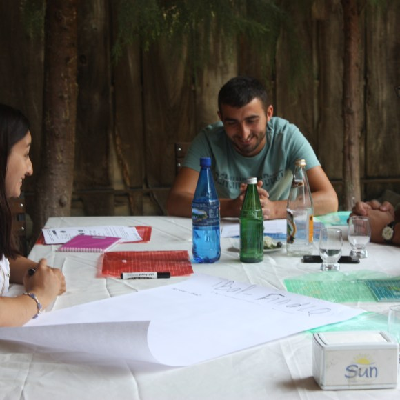 The EU-funded project continues the building the capacity of youth and farmers in the Sheki-Zagatala Economic Region