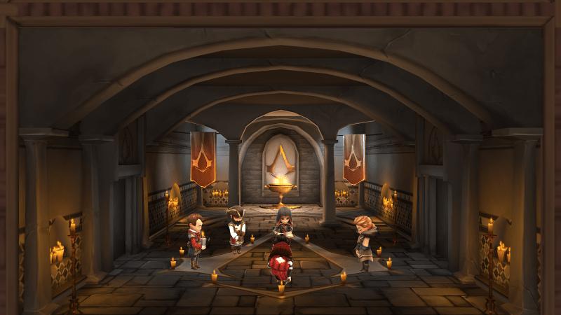 Assassin's Creed: Rebellion