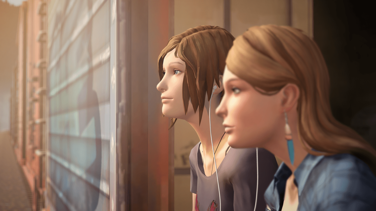 Life is Strange: Before the Storm - Rachel and Chloe