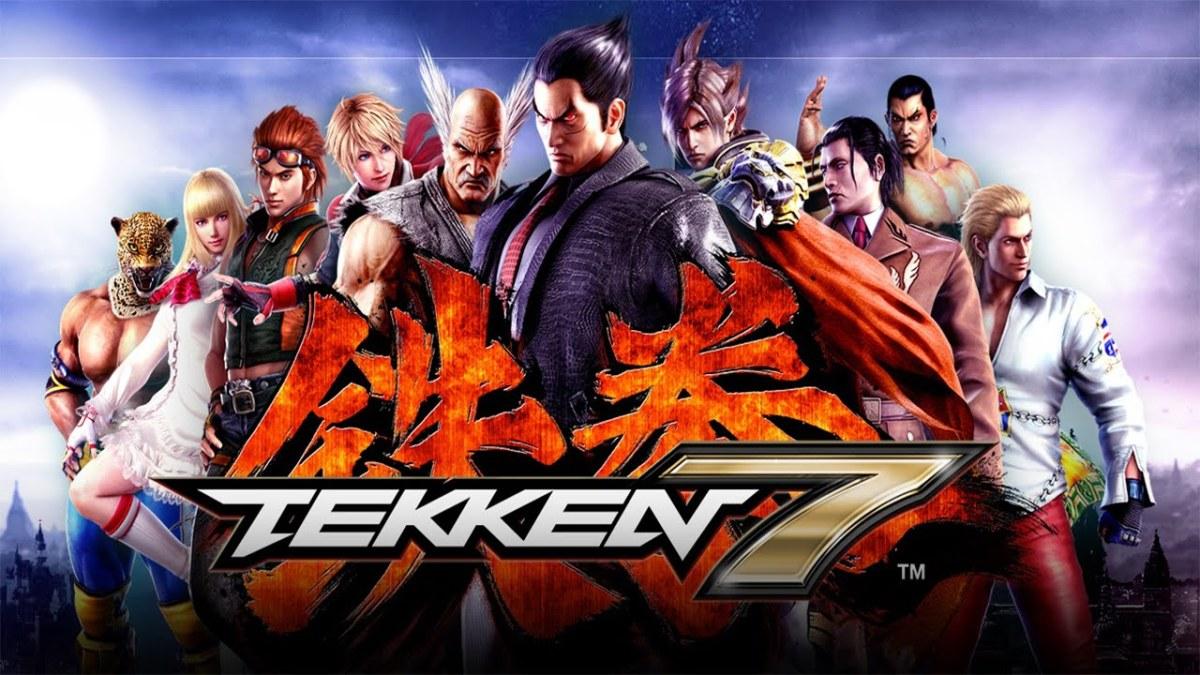 Tekken 7 Front