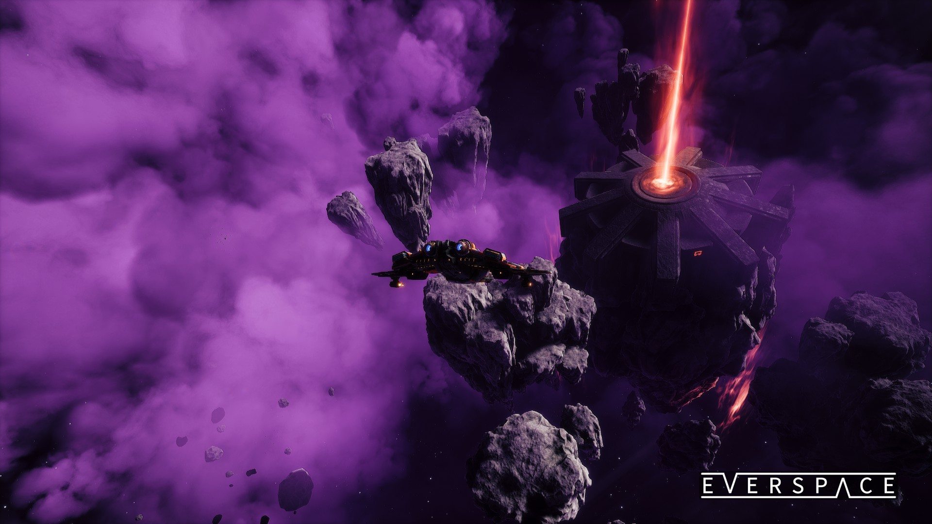Everspace – Review – Ulvespill