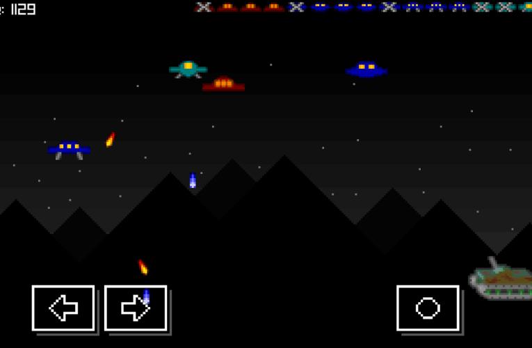 Retro17 – Ufo Hunter