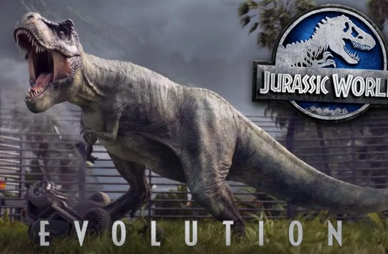 First look at Jurassic World Evolution gameplay