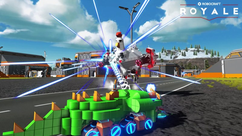 Robocraft Royale2