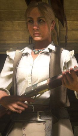 Bonnie mcfarlane red dead redemption