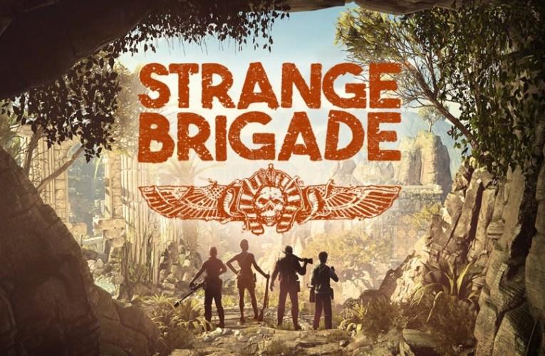 Strange Brigade release date revealed