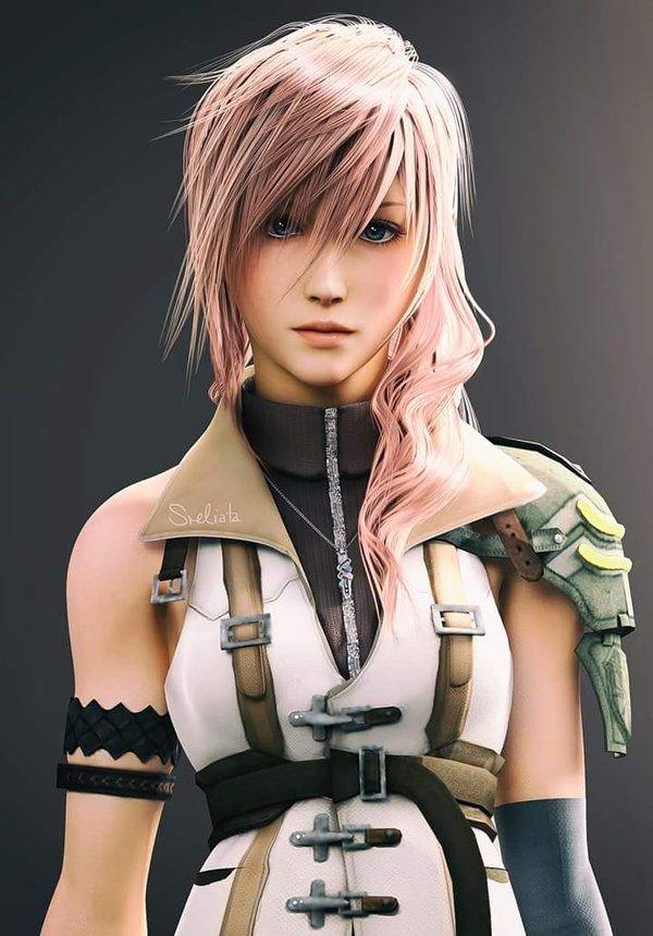 Lightning Final Fantasy (1)