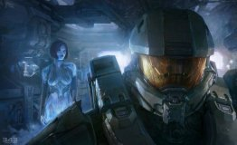 Cortana and chief halo
