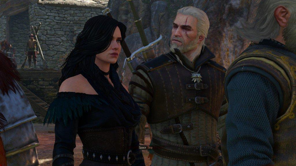 witcher 3 yennefer and geralt