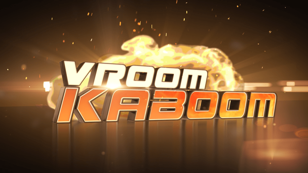 Vroom Kaboom - First Impression