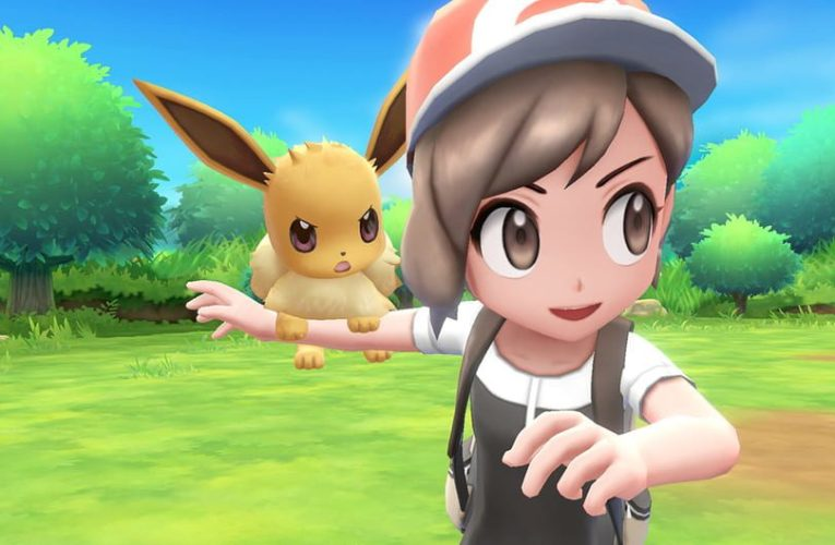 Pokemon Let's Go Eevee/Pikachu – Review
