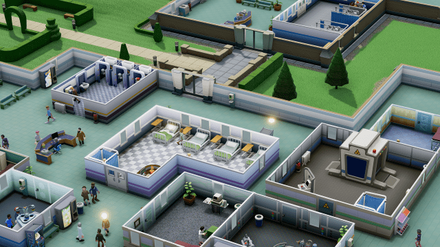 Two Point Hospital 12