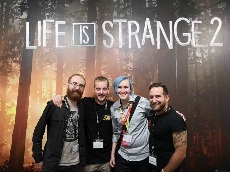 Life is Strange 2 - Developers + Chloe