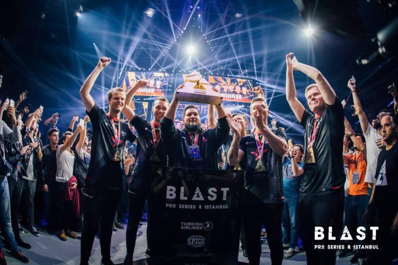Astralis Blast Pro Series Istanbul Champs